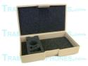 TR-TCC | Carrying Case, Tan/Flesh, Accessory For Tram TR50T Lavalier Mics