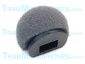 TR-BWS | Clip, Windscreen, Foam With Plastic Frame, Black, Accessory For Tram TR50B Lavalier Mics