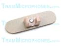 TR-TTD | Clip, Tape Down, Tan/Flesh, Accessory For Tram TR50T Lavalier Mics